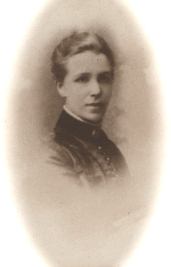 Ellen Bartlett - Cyril's mother